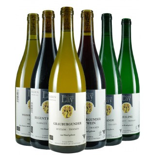 Kennenlern-Paket Hubert Lay BIO - Ökologisches Weingut Hubert Lay
