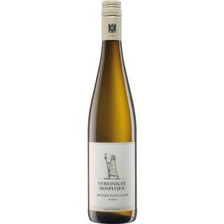 2018 Weißburgunder Qualitätswein trocken VDP.Gutswein - Weingut Vereinigte Hospitien