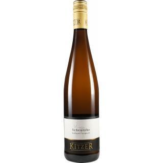 2020 Scheurebe feinherb - Weingut Kitzer