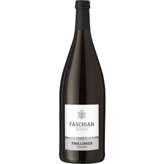 2019 Trollinger feinherb 1,0 L - Weingut Faschian