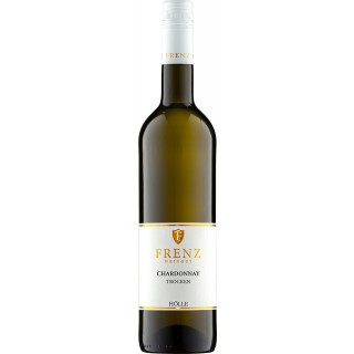 2017 Chardonnay Saulheimer Hölle trocken - Weingut Frenz