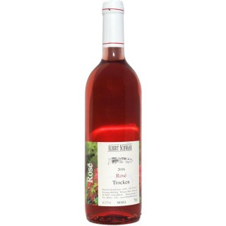 2018 Rosé QbA Trocken - Weingut Albert Schwaab