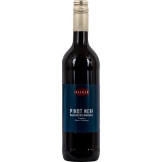 2016 Pinot Noir - Kreation des Kraichgau QbA trocken - Weingut Hafner
