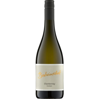 2019 Chardonnay trocken - Weingut Boxheimerhof