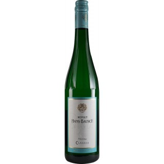 2019 Rheingau Riesling Classic halbtrocken - Weingut Hans Bausch