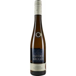 2018 Grauer Burgunder Beerenauslese süß 0,5 L - Weingut Zehnthof Kruger