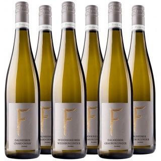 Burgunder-Paket BIO // Weingut Feth-Wehrhof