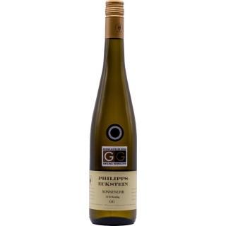 2018 Zeltinger Sonnenuhr Riesling GROSSES GEWÄCHS trocken - Weingut Philipps-Eckstein