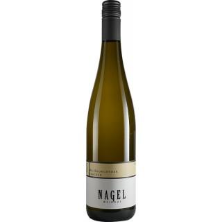 2019 Weisser Burgunder QbA trocken - Weingut Nagel