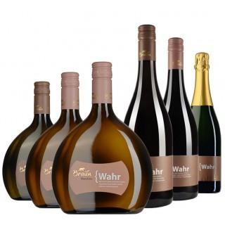 2017 { Mutig Chardonnay Spätlese Barrique trocken - Familienweingut Braun