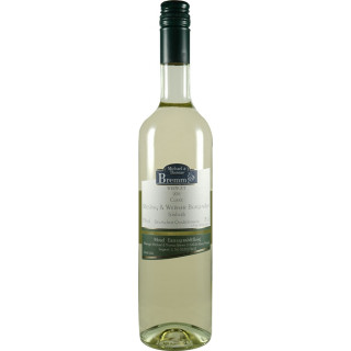 2018 Riesling & Weißer Burgunder Cuveé feinherb - Weingut Bremm