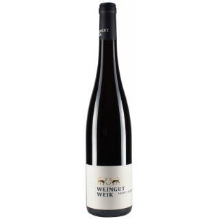 2014 Saint Laurent trocken - Weingut Weik