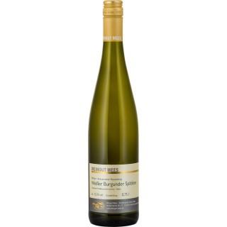 2016 Kreuznacher Rosenberg Weißer Burgunder Spätlese trocken - Weingut Mees