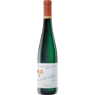 2015 Eitelsbacher Marienholz Riesling Kabinett Edelsüß - Bischöfliche Weingüter Trier