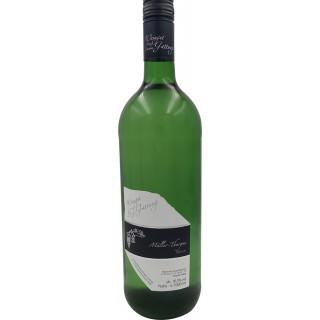 2019 Müller-Thurgau lieblich 1L - Weingut Gattung
