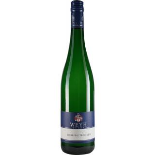 2019 Riesling trocken - Weingut Weyh