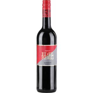 2018 Rotwein fruchtig feinherb - Weingut Edelberg