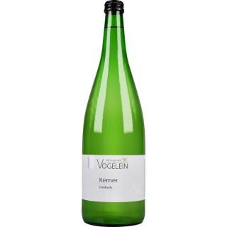 2019 Kerner feinherb 1,0 L - Weingut am Vögelein