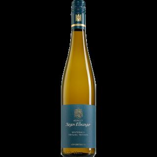 2018 Winterbacher Riesling Ortswein trocken - Weingut Ellwanger