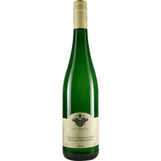 2018 Wawerner Ritterpfad Riesling Spätlese feinherb - Weingut Schafhausen
