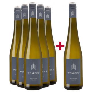 5+1 Bechtheimer Riesling Paket - Weingut Weinreich
