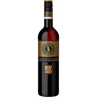 2019 Trollinger mit Lemberger -Wein aus n halbtrocken - Felsengartenkellerei Besigheim