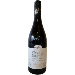2016 AHR Cuvée Vincenz halbtrocken - Weingut Försterhof