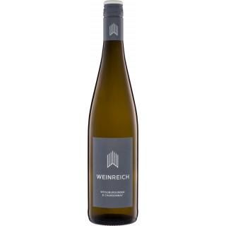2018 Weissburgunder & Chardonnay trocken Bio - Weingut Weinreich