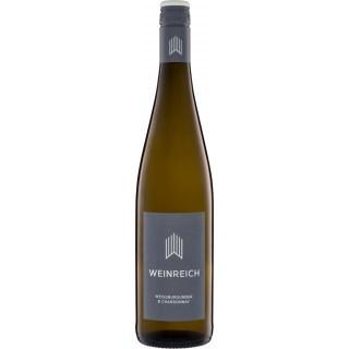 2020 Weissburgunder & Chardonnay trocken Bio - Weingut Weinreich