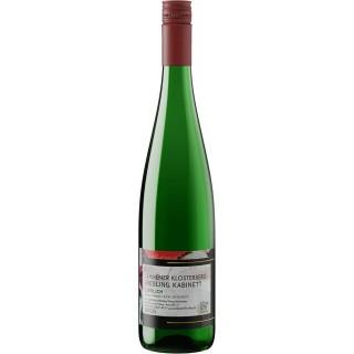 2017 Lehmener Klosterberg Rieslling Kabinett lieblich - Weinbau Weckbecker