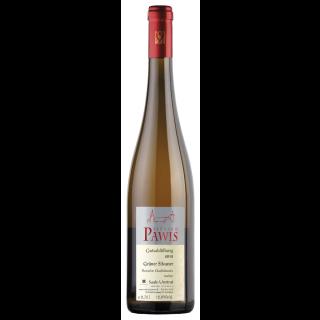 2018 Pawis Grüner Silvaner Trocken - Weingut Pawis
