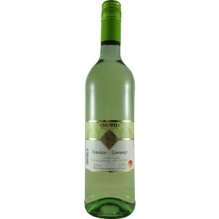 2018 Franken Sommer, Weißwein trocken fruchtig - Weingut Andreas Braun