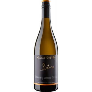 2018 Chardonnay Baden-Baden Umweg zum Glück trocken - Weingut Nägelsförst