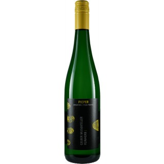 2020 Gelber Muskateller feinherb - Weingut Pieper