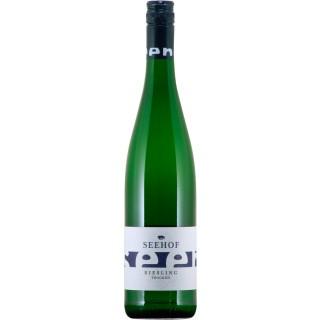 2018 Riesling trocken - Weingut Seehof