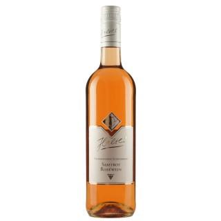 2016 Samtrot Rosé QbA trocken BIO - Weingut Halter
