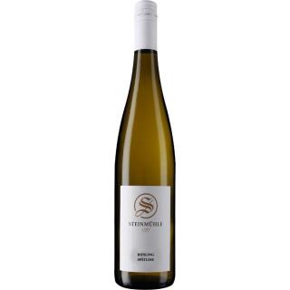 2018 Riesling Spätlese lieblich - Weingut Steinmühle