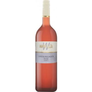2020 Württemberger Spätburgunder Rosé Kabinett halbtrocken - Weinkellerei Wangler