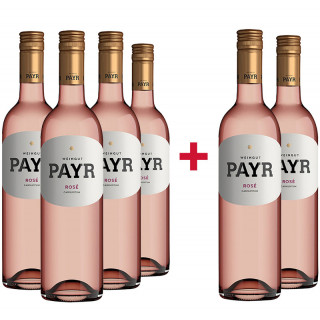 4+2 Paket Rosé - Weingut Payr