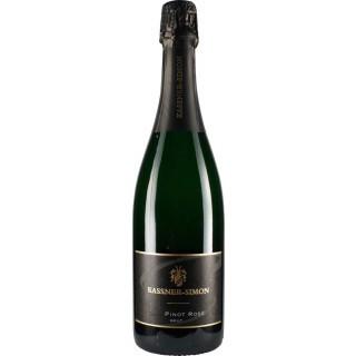2017 Pinot Rosé Sekt Brut - Weingut Kassner Simon