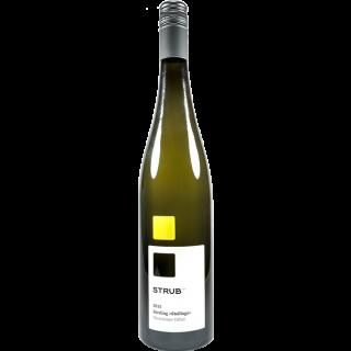 2015 Steillage Orbel Riesling Spätlese Spätlese Trocken - Weingut Strub