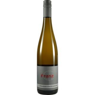 2018 Appenheimer Weißer Burgunder trocken - Weingut Franz