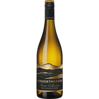 2019 Hundertmorgen Finest Collection Grauburgunder trocken -  3 Winner