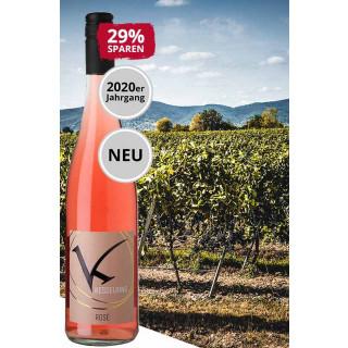 2020 Kesselring Rosé Edition trocken - Weingut Lukas Kesselring
