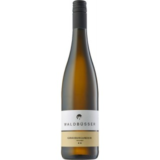 2019 Grauburgunder trocken - Weingut Waldbüsser
