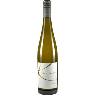 2017 Silvaner trocken - Weingut Kinges-Kessel