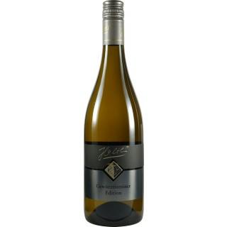 2018 Gewürztraminer Edition BIO - Weingut Halter