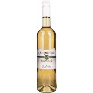 2019 Kröver Paradies Chardonnay trocken - Weingut Kaufmann-Nowack