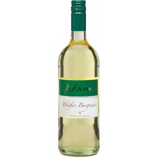 2018 Weißer Burgunder trocken - Weingut Adam