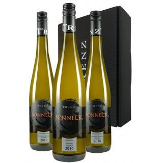 Rieslingpaket im Geschenkkarton - Weingut Sonneck